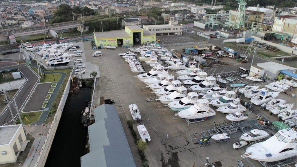 ボート展示場情報R3年9月