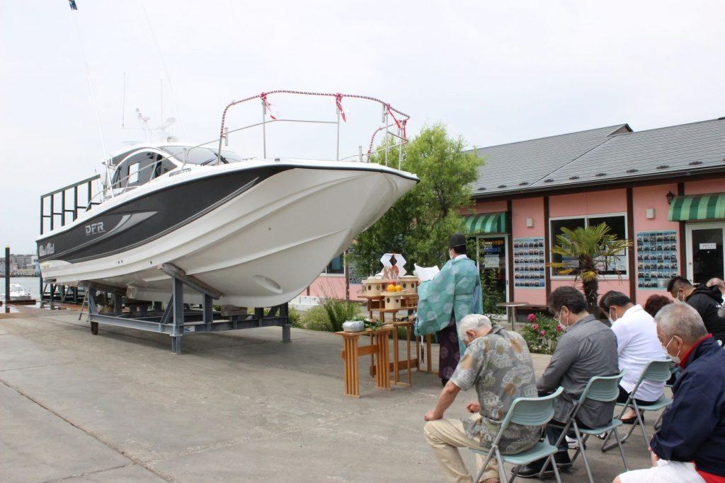 ボート納入情報R3年夏